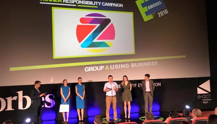 DigitalKidZ получи отличие от Forbes Bulgaria